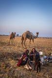 Rural Banjara Community Royalty Free Stock Photos