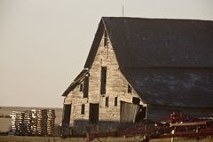 Rural Barn Canada royalty free stock images