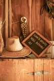 Rural barn still life. This is a photo of a rustic barn still life Royalty Free Stock Photos