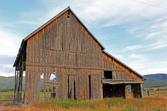 Rural barn Royalty Free Stock Image