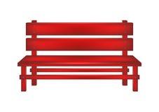 Rural bench Royalty Free Stock Image
