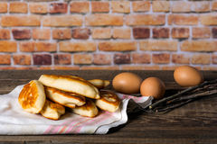 Rural breakfast Royalty Free Stock Photos
