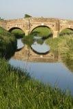 Rural bridge stock images