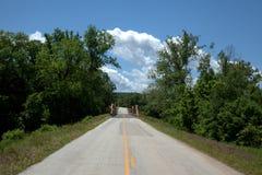 Rural Bridge Royalty Free Stock Image