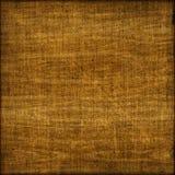 Rural brown sackcloth fabric background texture Stock Photos