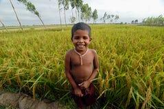 Rural Children Stock Images