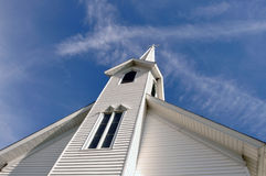 Free Rural Church Royalty Free Stock Photo - 11533245