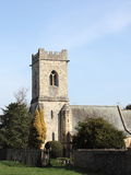 Rural church- Stock Image