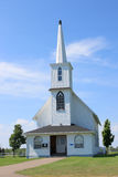 Rural church Stock Image