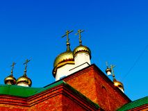 Rural church Royalty Free Stock Image