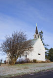 Rural Church in Idaho. Stock Photos