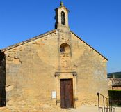 Rural church in Languedoc Royalty Free Stock Photo