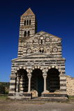 Rural Church in Sardinia Stock Photos