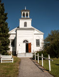 Rural  Church Stock Photo