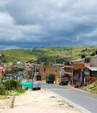 Rural Colombia Stock Photography
