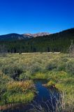 Rural Colorado Landscape Stock Images