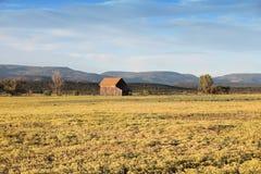 Rural Colorado Stock Photo