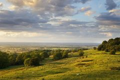 Rural Cotswolds Royalty Free Stock Image
