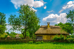 Rural cottage Royalty Free Stock Photos