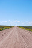 Rural Country Road Stock Photo