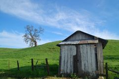 Rural countryside Royalty Free Stock Images