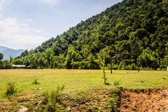 Rural Countryside Landscape Royalty Free Stock Photography