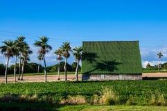 The rural countryside of Viñales Valley, Cuba. Stock Photography