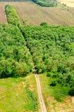 Rural dirt road Stock Photos