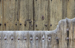 Rural door (2) Royalty Free Stock Images