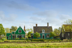 Rural dutch scenery Royalty Free Stock Photography