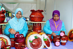 Rural Entrepreneur Carnival Putrajaya 2011 Royalty Free Stock Photography