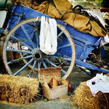Rural Fair in Provence Royalty Free Stock Photos