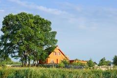 Free Rural Farm House Stock Image - 15983171