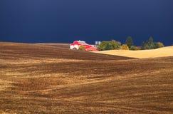 Rural  farmhouse Royalty Free Stock Photo