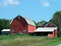 Rural Farmstead Stock Images