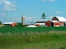 Rural Farmstead Stock Photo