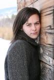 Rural female Stock Images