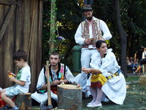 Rural Fest 2015 ,autumnal event in Bucharest Royalty Free Stock Photos