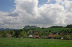 Rural Germany Stock Photos