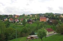 Rural Germany Royalty Free Stock Photos