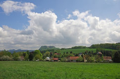 Rural Germany Stock Images