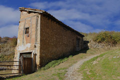 Rural Granary Royalty Free Stock Images