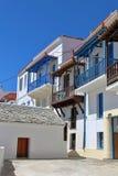Rural Greek Village Royalty Free Stock Photos