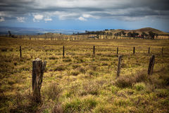 Rural Hawaiian Landscape Royalty Free Stock Photography
