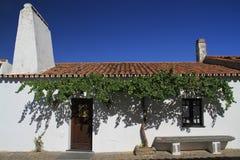 Rural home. In Monsaraz, Alentejo, Portugal stock image