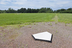 Rural Home Plate Royalty Free Stock Photos