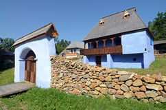 Rural home in Sibiu Royalty Free Stock Photography