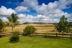 Rural homestead Royalty Free Stock Photo