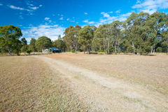 Rural Homestead - Australia Stock Photography
