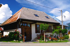 Rural house Royalty Free Stock Photo